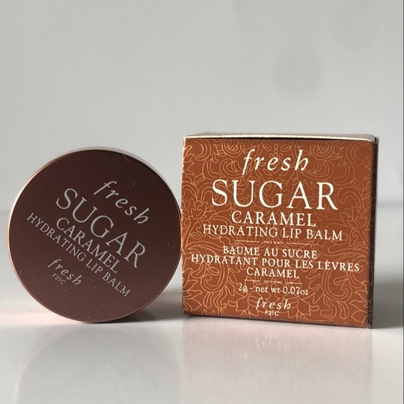 Sephora Other - 5 FOR $25! FRESH Sugar Lip Caramel Hydrating Balm